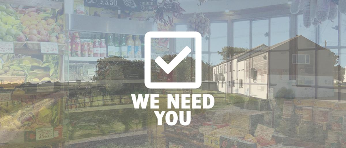 Crackington Village Shop – Survey Report
